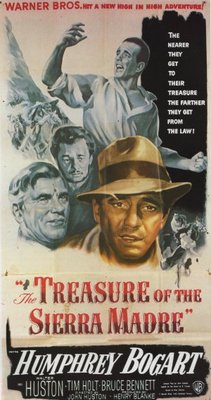 The Treasure of the Sierra Madre movie poster (1948) poster MOV_267bd67c