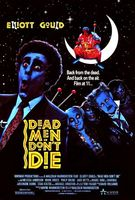 Dead Men Don't Die movie poster (1991) picture MOV_267c4ee7