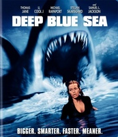 Deep Blue Sea movie poster (1999) picture MOV_26842458