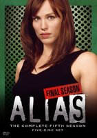 Alias movie poster (2001) picture MOV_2687aa8e