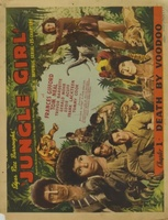 Jungle Girl movie poster (1941) picture MOV_26883e47