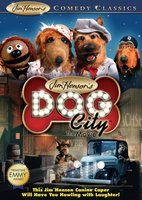 Jim Henson's Dog City: The Movie movie poster (1989) picture MOV_26910122