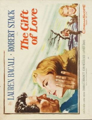The Gift of Love movie poster (1958) poster MOV_26a3d25c