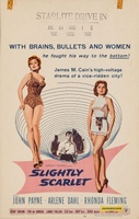 Slightly Scarlet movie poster (1956) picture MOV_26ab6ce3