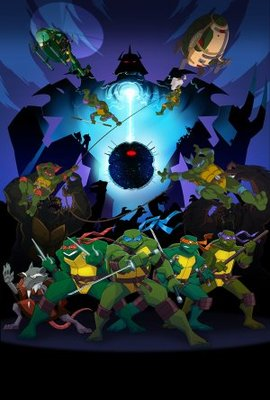 Teenage Mutant Ninja Turtles: Turtles Forever movie poster (2009) poster MOV_26ad3975