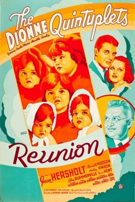 Reunion movie poster (1936) poster MOV_26aef7f0