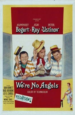 We're No Angels movie poster (1955) poster MOV_26b56bf2
