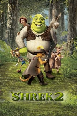 Shrek 2 movie poster (2004) poster MOV_26b6a0b4
