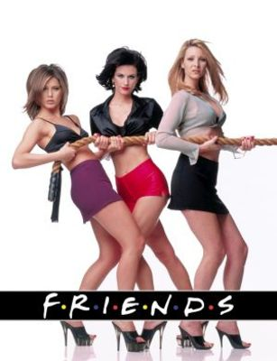 Friends movie poster (1994) poster MOV_26b7845e