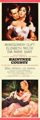 Raintree County movie poster (1957) poster MOV_26b7b494