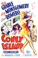 Coney Island movie poster (1943) picture MOV_26bd49c3