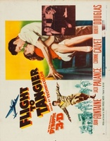 Flight to Tangier movie poster (1953) picture MOV_26bedaf8