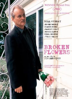 Broken Flowers movie poster (2005) poster MOV_26bfcf51