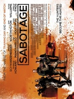 Sabotage movie poster (2014) picture MOV_26c96697
