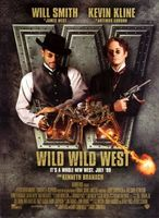 Wild Wild West movie poster (1999) picture MOV_26cfdc38