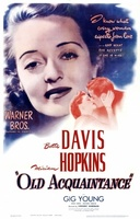 Old Acquaintance movie poster (1943) picture MOV_e514bbac