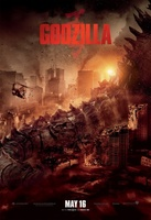 Godzilla movie poster (2014) picture MOV_26d1d203