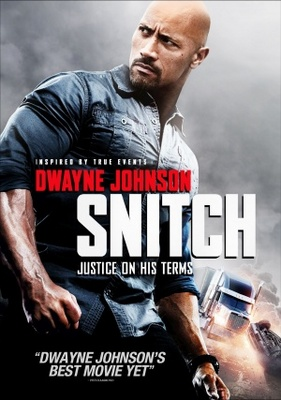 Snitch movie poster (2013) poster MOV_26d5605c