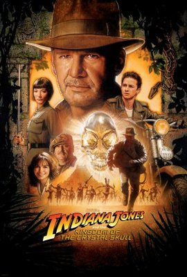 Indiana Jones and the Kingdom of the Crystal Skull movie poster (2008) poster MOV_26d9482b