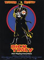 Dick Tracy movie poster (1990) picture MOV_26e38407