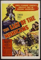 The Last of the Mohicans movie poster (1936) picture MOV_26e46eea