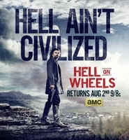 Hell on Wheels movie poster (2011) picture MOV_26e66179