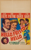Hello Frisco, Hello movie poster (1943) picture MOV_46d0c7a0