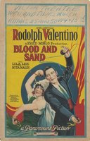 Blood and Sand movie poster (1922) picture MOV_26ebbc50