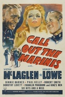 Call Out the Marines movie poster (1942) picture MOV_26ecb1c2