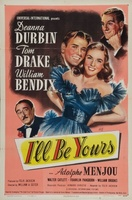 I'll Be Yours movie poster (1947) picture MOV_26f16409