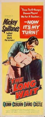 The Long Wait movie poster (1954) poster MOV_26fa7491
