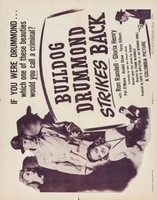 Bulldog Drummond Strikes Back movie poster (1947) picture MOV_26fd939c
