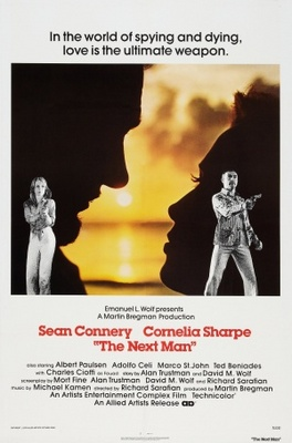 The Next Man movie poster (1976) poster MOV_270ad435