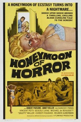 Honeymoon of Horror movie poster (1964) poster MOV_2716bb72