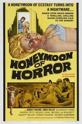Honeymoon of Horror movie poster (1964) poster MOV_2716bb72