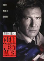 Clear And Present Danger movie poster (1994) picture MOV_2719de10