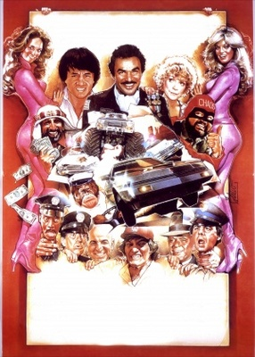 Cannonball Run 2 movie poster (1984) poster MOV_271c3c7e