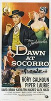 Dawn at Socorro movie poster (1954) picture MOV_271c59a7
