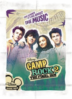 Camp Rock 2 movie poster (2009) poster MOV_27282b7a