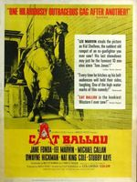 Cat Ballou movie poster (1965) picture MOV_272bb90d
