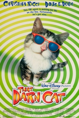 That Darn Cat movie poster (1997) poster MOV_272cc7c4