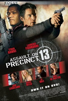 Assault On Precinct 13 movie poster (2005) poster MOV_272d211a