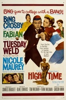 High Time movie poster (1960) picture MOV_2731c1ca