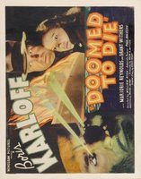 Doomed to Die movie poster (1940) picture MOV_27358104