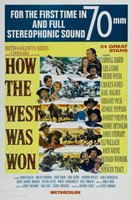 How the West Was Won movie poster (1962) picture MOV_2737f716