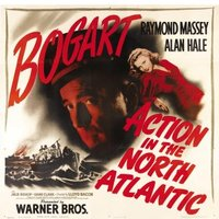 Action in the North Atlantic movie poster (1943) picture MOV_27427b4c