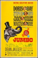 Billy Rose's Jumbo movie poster (1962) picture MOV_2745b2ad
