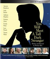 You Will Meet a Tall Dark Stranger movie poster (2010) picture MOV_2747ac7d