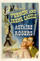 The Story of Vernon and Irene Castle movie poster (1939) picture MOV_27510c2d