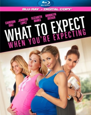 What to Expect When You're Expecting movie poster (2012) poster MOV_2753273a